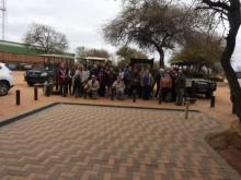 Dinokeng wildlife educational